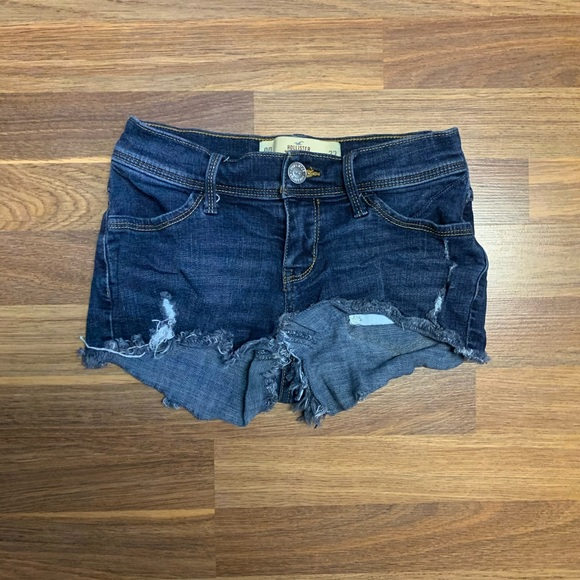 Hollister Jean Short Shorts